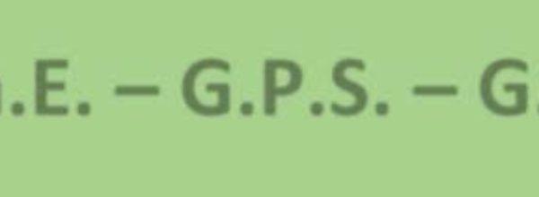 GAE E GPS: A QUANDO IL PROSSIMO AGGIORNAMENTO ?