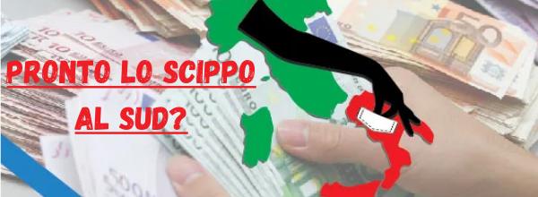 RECOVERY FUND: C'E' POCO DA ESULTARE. IL SUD SCIPPATO E PRESO IN  GIRO !!!